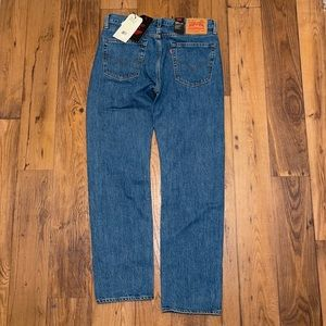 NWT LEVIS x STRANGER THINGS JEANS
